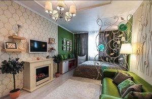 Общее пространство квартиры