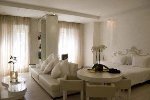 Дизайн с уютным в комбинированном помещении