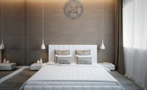 Ремонт спальни – это реально один из самых ответственных шагов в проработке интерьера