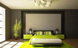 Фото ремонта спальни реальных комнат