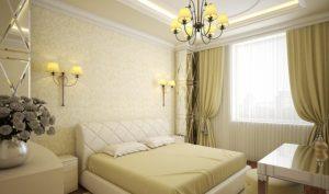 Идеальный ремонт спальни 11 кв м