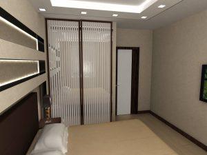 Использование гипсокартонных конструкций в ремонте спальни