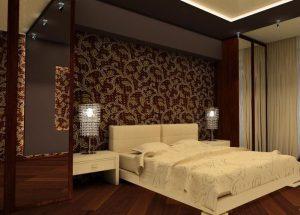 Особенности оформления спальни 12 кв