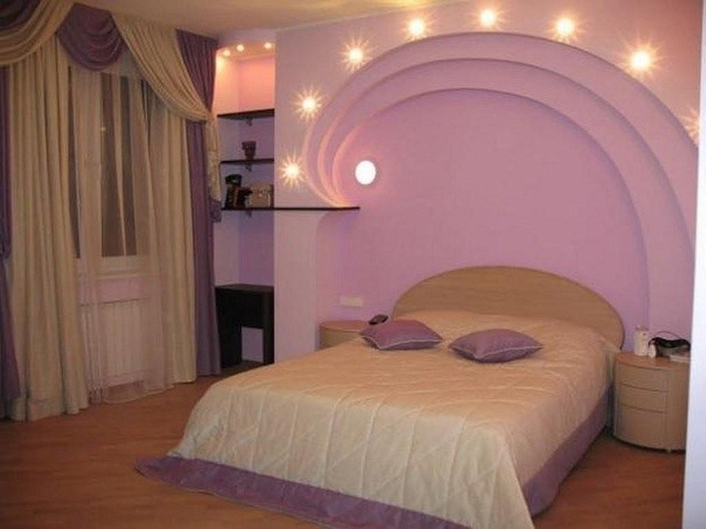 Красивый ремонт своими руками в спальне фото