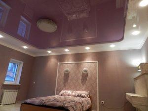 Правильное освещение верхней части придаёт вид императорской комнаты отдыха