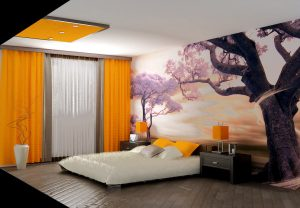 Проводя ремонт спальни, посмотрите на дизайн