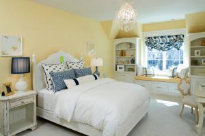 Романтичный интерьер прованс помещения для отдыха