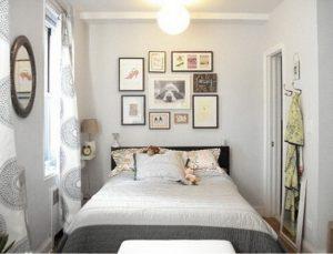 Стиль и мебель для спальни 9 квадратных метров