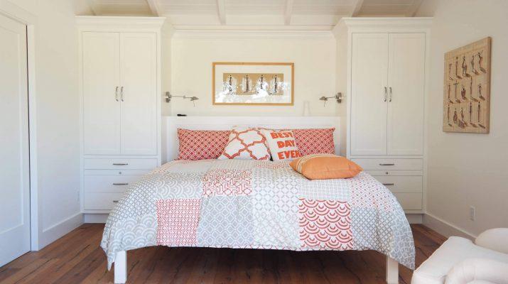 Ремонт спальни хорошие и реальные вараинты