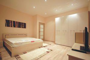 Реальные фото ремонта спальни
