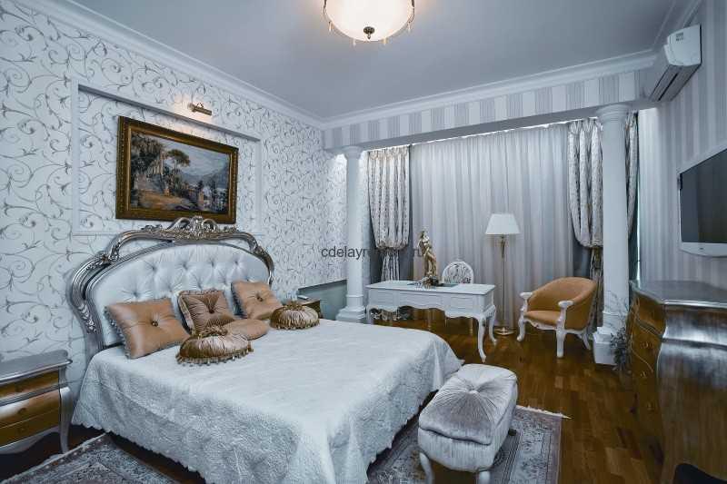 обои в стиле прованс для спальни фото и рекомендации по оформлению
