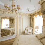 Как подбирают зеркала для спальни напротив кровати, рекомендации
