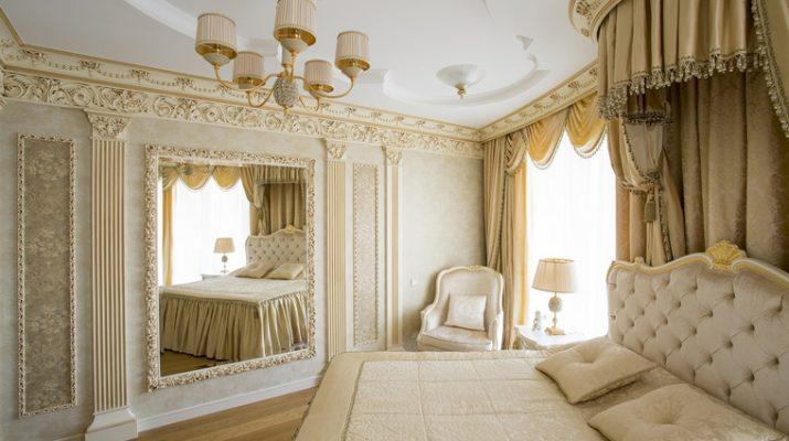 Как выбрать зеркало в спальню