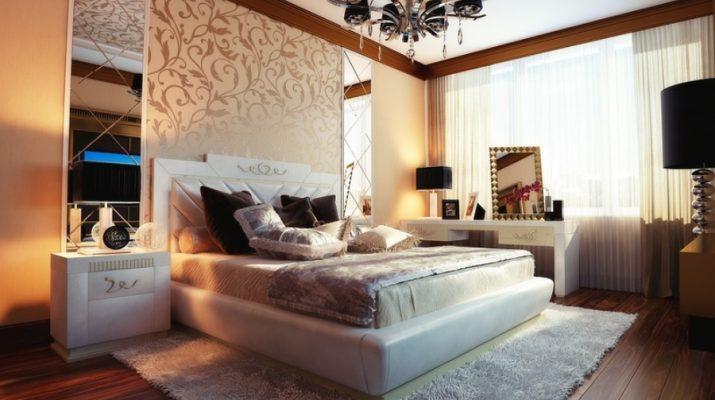 Спальня в стиле арт деко