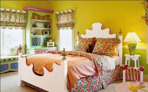 Для женщин идеальная спальня