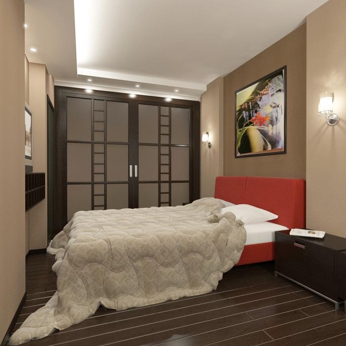 Спальня 2 на 3 в хрущевке своими руками фото