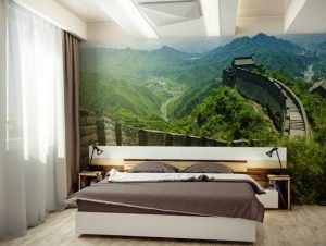 Фотообои для спальни 10 кв м