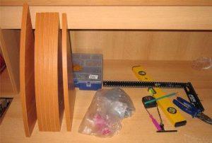 Полки для шкафа