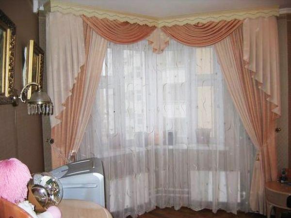 Воздушная штора для спальни
