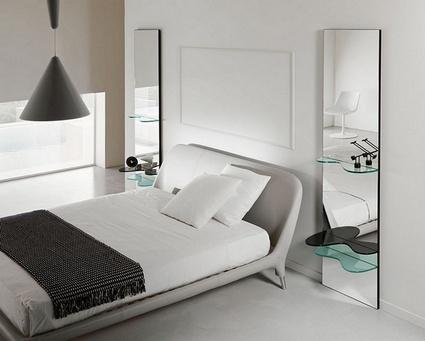 зеркала в спальне фото