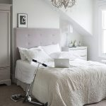 Белый для спальни