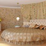 Богатство стиля ренессанс в спальне