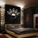 Черты стиля модерн в создании спальни
