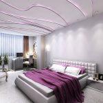 Что такое комбинированное освещение для спальни