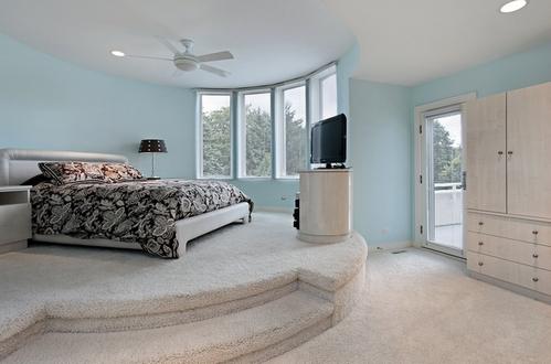 Что учесть при выборе цветов для дизайна спальни