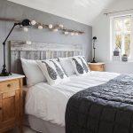 Дизайн интерьера спальни в современном скандинавском стиле