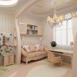 Дизайн комнтаной перегородки в спальне