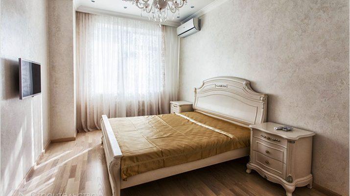 Функциональная система кондиционирования в спальне