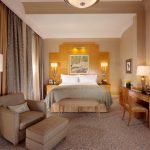 Идея оформления уютной спальни в направлении стиля модерн
