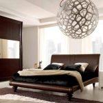 Изумительный стиль модерн в спальне