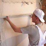 Как нужно штукатурить стены внутри помещения