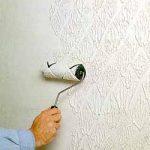 Как окрасить стены в комнате
