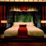 Как правильно оформить спальню в красном цвете