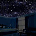 Как сделать звездное небо в спальне своими руками