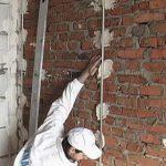Как штукатурить стены