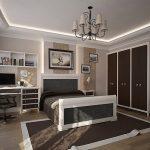 Как создать дизайн спальни с использованием серого цвета