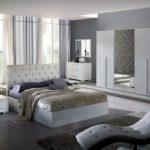 Как создать красивую белую спальню