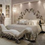 Как создать спальню барокко