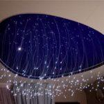 Как создают звездное небо на потолке