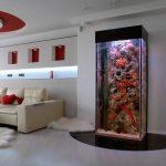 Как выбрать аквариум для спальни