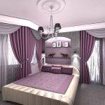 Какие цвета стоит использовать в спальне