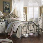 Кантри направление дизайна для спальни