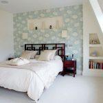 Минималистичный скандинавский стиль для спальни