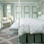 Мягкий противоскользящее напольное покрытие для спальни