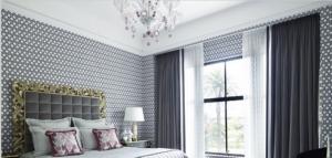 Превосходный эстетический вид спальни