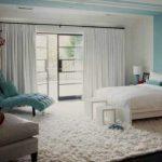 Нескользкое напольное покрытие в спальне